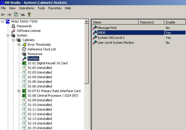 Mitel MiVoice Office (Mitel 5000-7000) - TIM Enterprise
