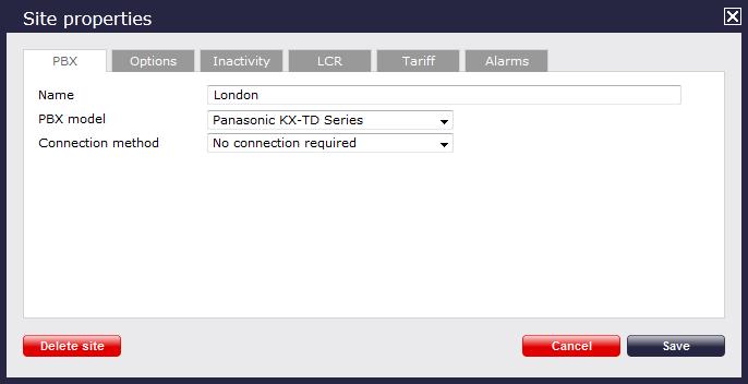 Panasonic KX-TA/TE - TIM Plus - Documentation